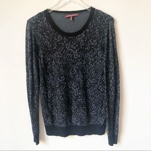 Comptoir Des Cotonniers Animal Print Sweater